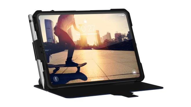 2018 iPad Pro tasarımı