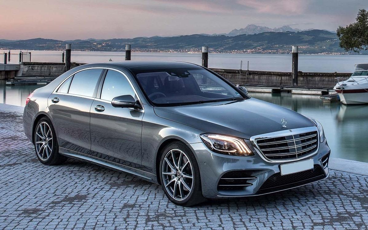 2020 Mercedes S Serisi otonom sürüş konusunda devrim yapacak! sdn 2