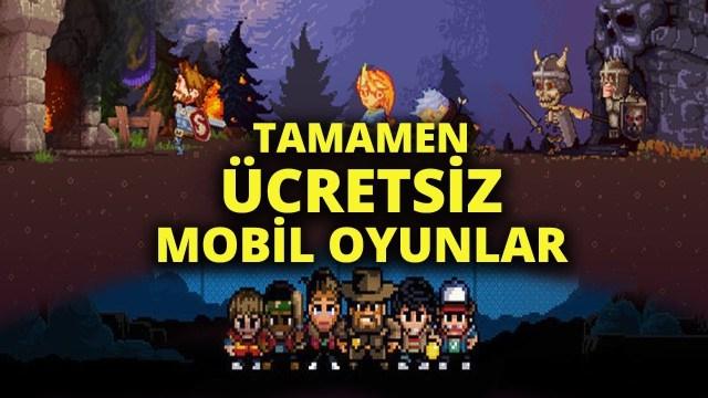 ücretsiz mobil oyunlar