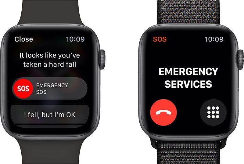 Apple Watch 4 hayat kurtardı