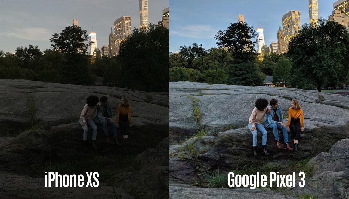 Google Pixel 3 Night Sight SDN-1