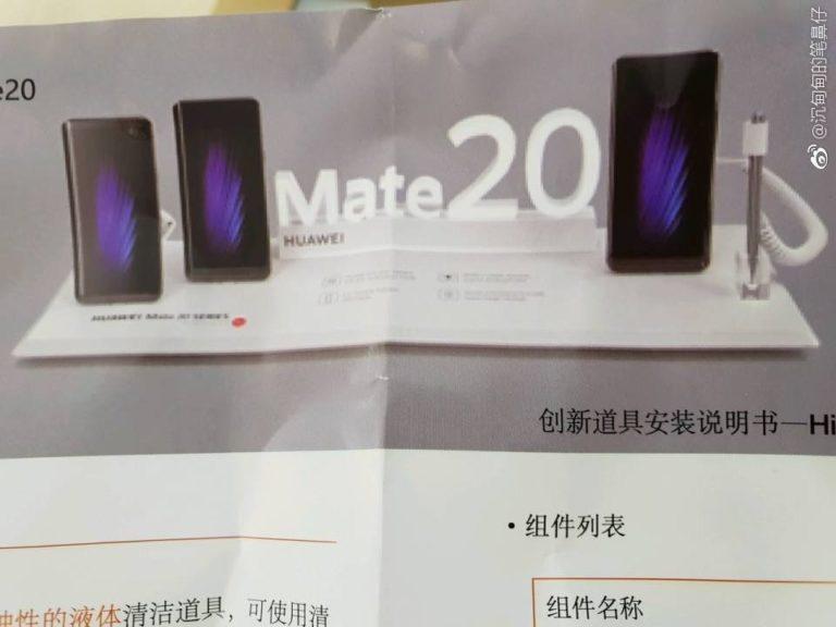 Huawei Mate 20X özellikleri