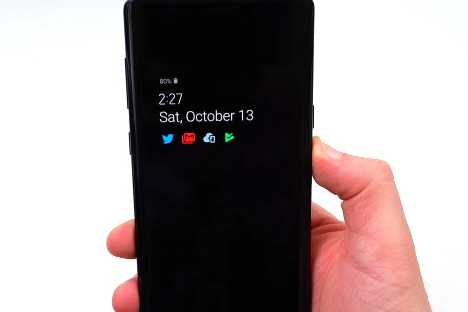 Samsung Android Pie ile renkleniyor! SDN-1