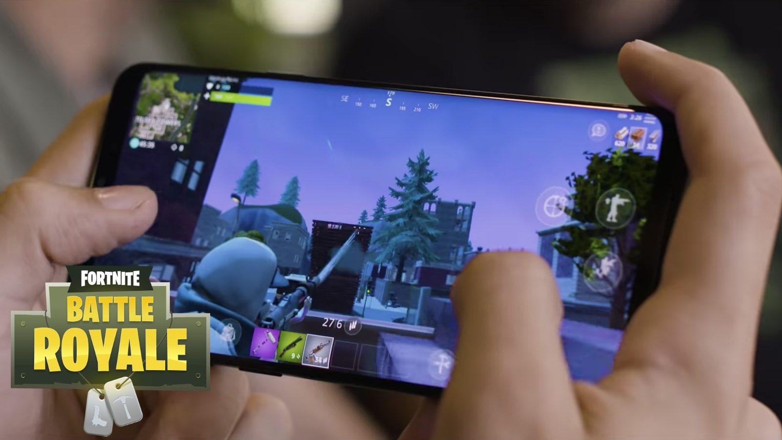 Samsung Fortnite aksesuar seti geliyor! SDN - 2