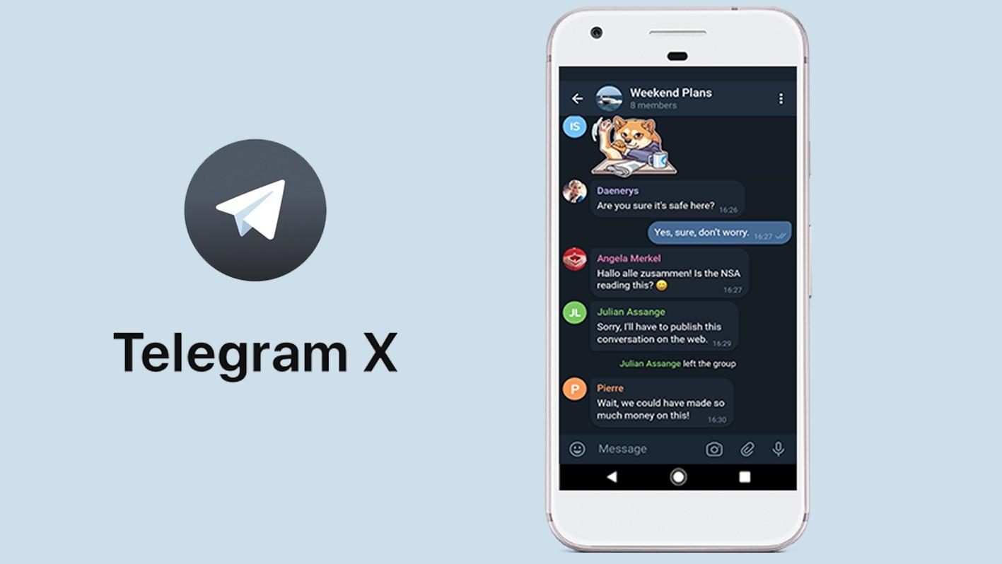 Telegram X yeni güncellemesi ve özellikleri - SDN-2