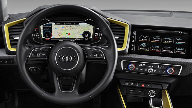 Yeni Audi A1