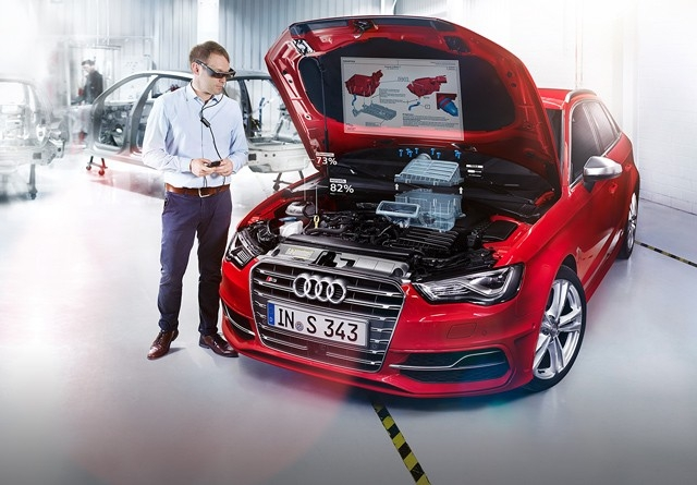 Audi para cezası