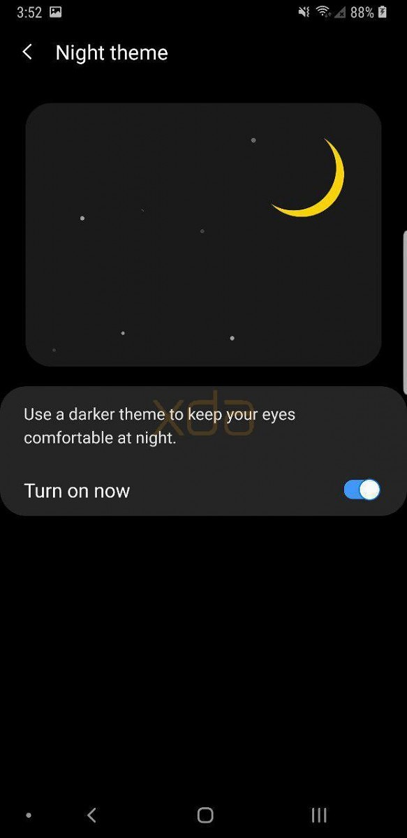 Galaxy S9 Plus Android Pie