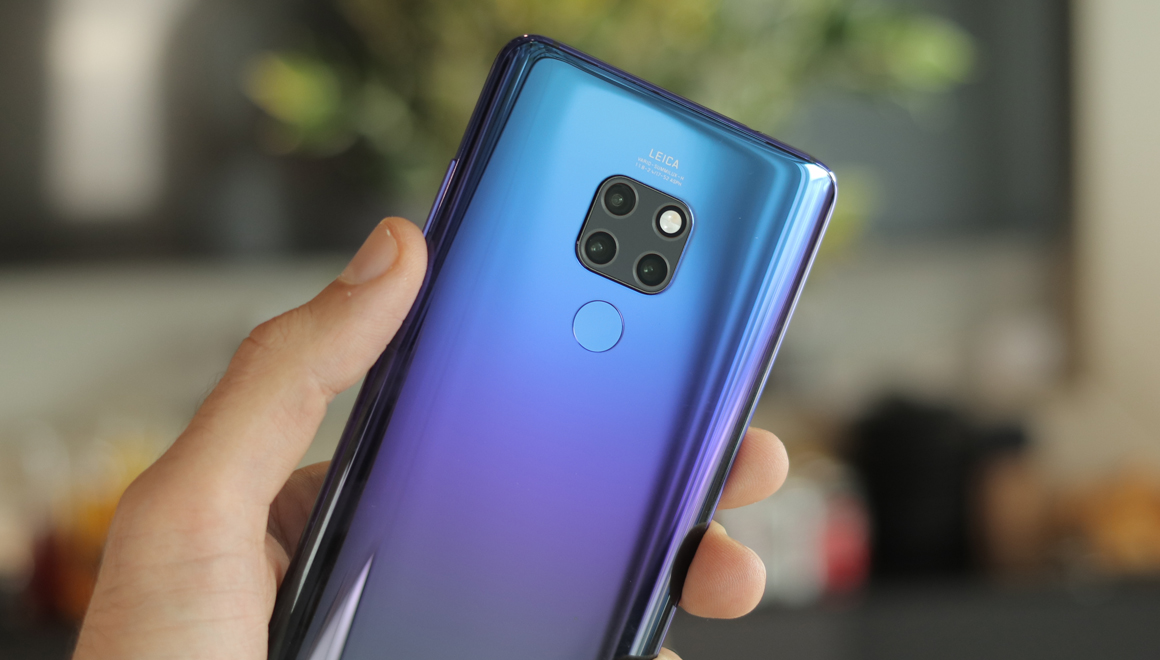 Huawei Mate 20 kamera özellikleri