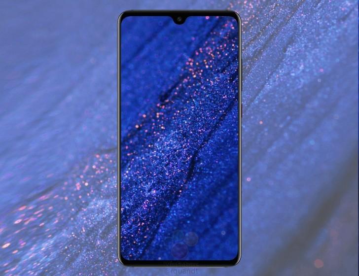 Huawei Mate 20 basın görselleri