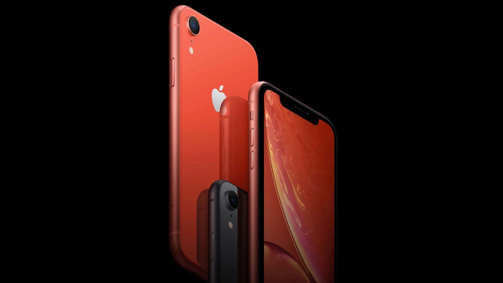 iPhone XR ön sipariş tarihi açıklandı! SDN-1