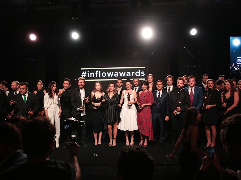 ENES Batur INFLOW Ödülleri