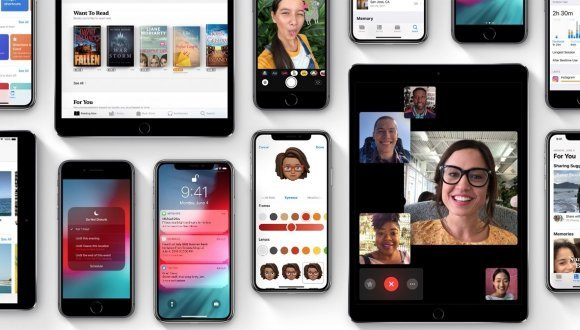 iOS 12. 1 çıkış tarihi
