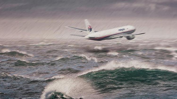 Kayıp Malezya Uçağı dizisi
