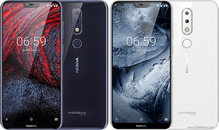 Nokia 6.1 Plus Android Pie