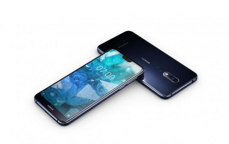 Nokia 7.1 özellikleri
