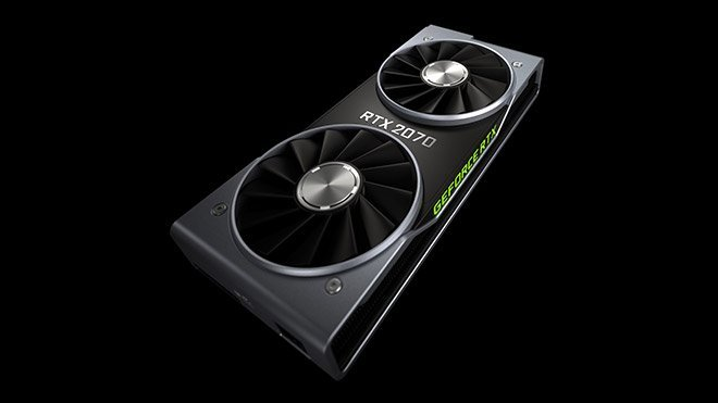 GeForce RTX 2070 performans testi