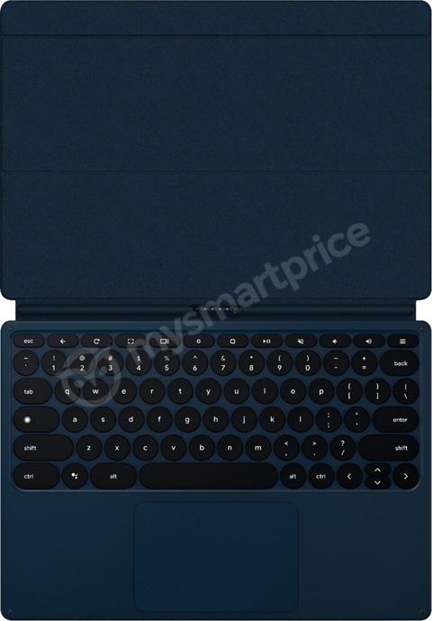pixel slate klavye