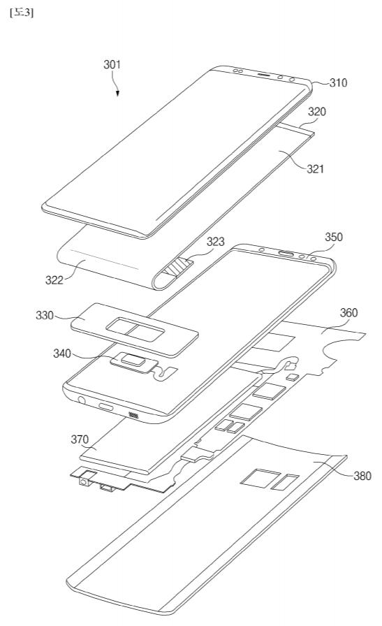 Samsung Galaxy S10 ekrandan parmak izi okuma
