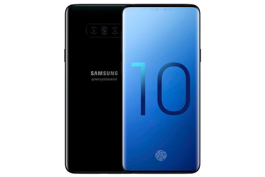 Samsung Galaxy S10 kulaklık girişi
