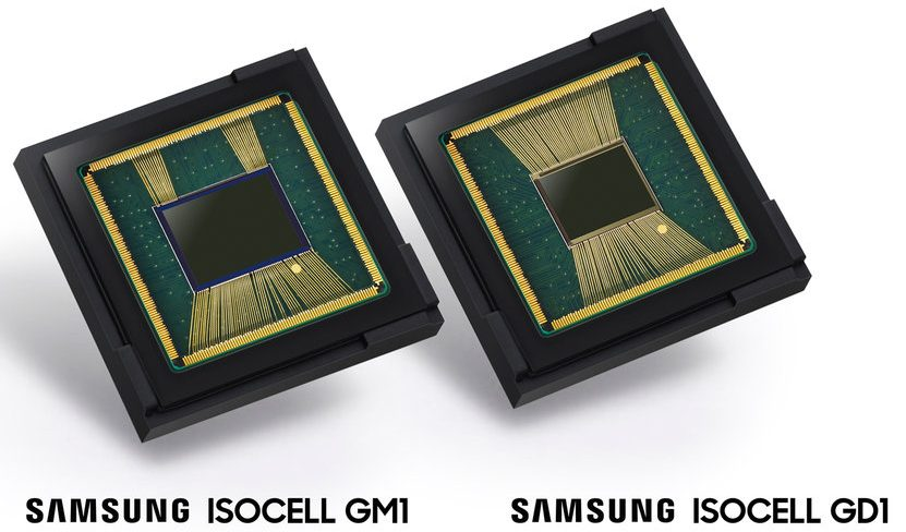 Samsung ISOCELL Bright GM1 32MP ISOCELL Bright GD1