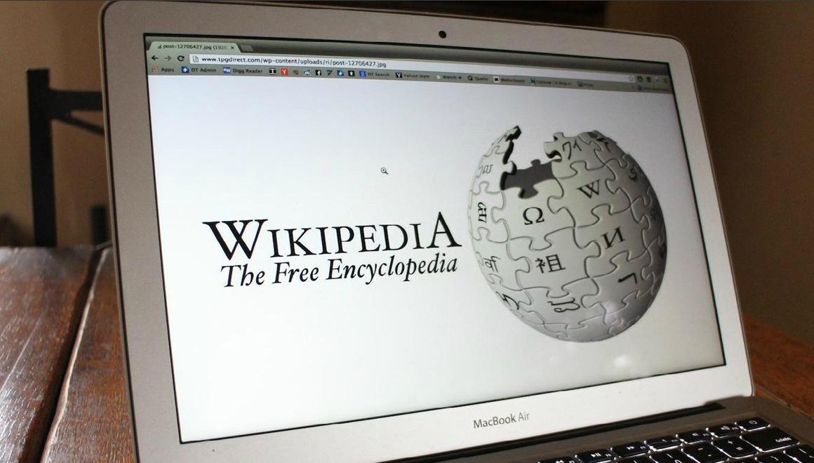Wikipedia Avrupa'yı protesto ediyor!