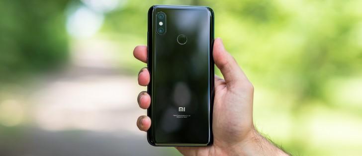Xiaomi Mi 8 satış rakamları