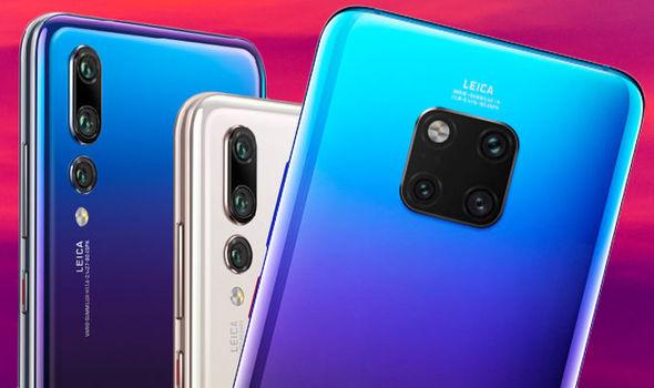 2019 Huawei modelleri