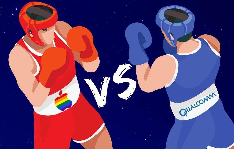 Apple ve Qualcomm arayı yumuşatacak! SDN-3