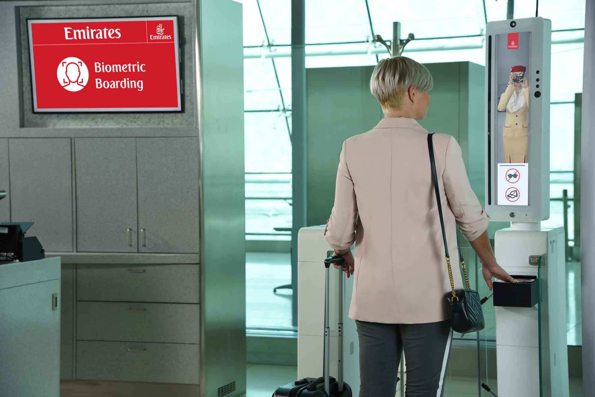 Emirates akıllı check-in özelliği ile gündemde! SDN-3