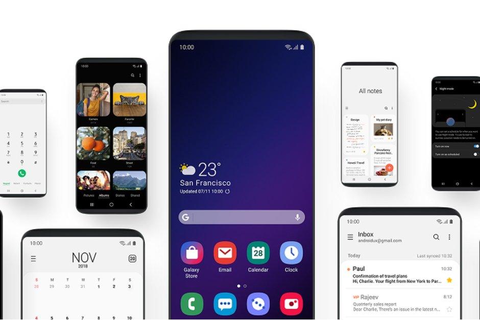 Galaxy S8 ve Galaxy Note 8