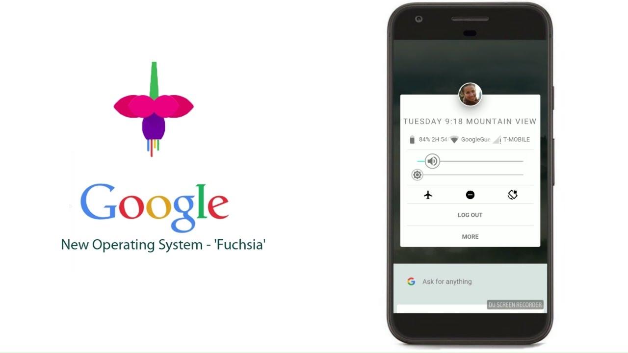 Google Fuchsia OS ilk kez Huawei cihazlarda test edilecek! SDN-3