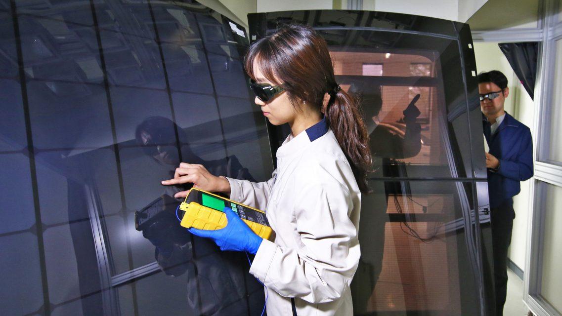 Hyundai güneş paneli
