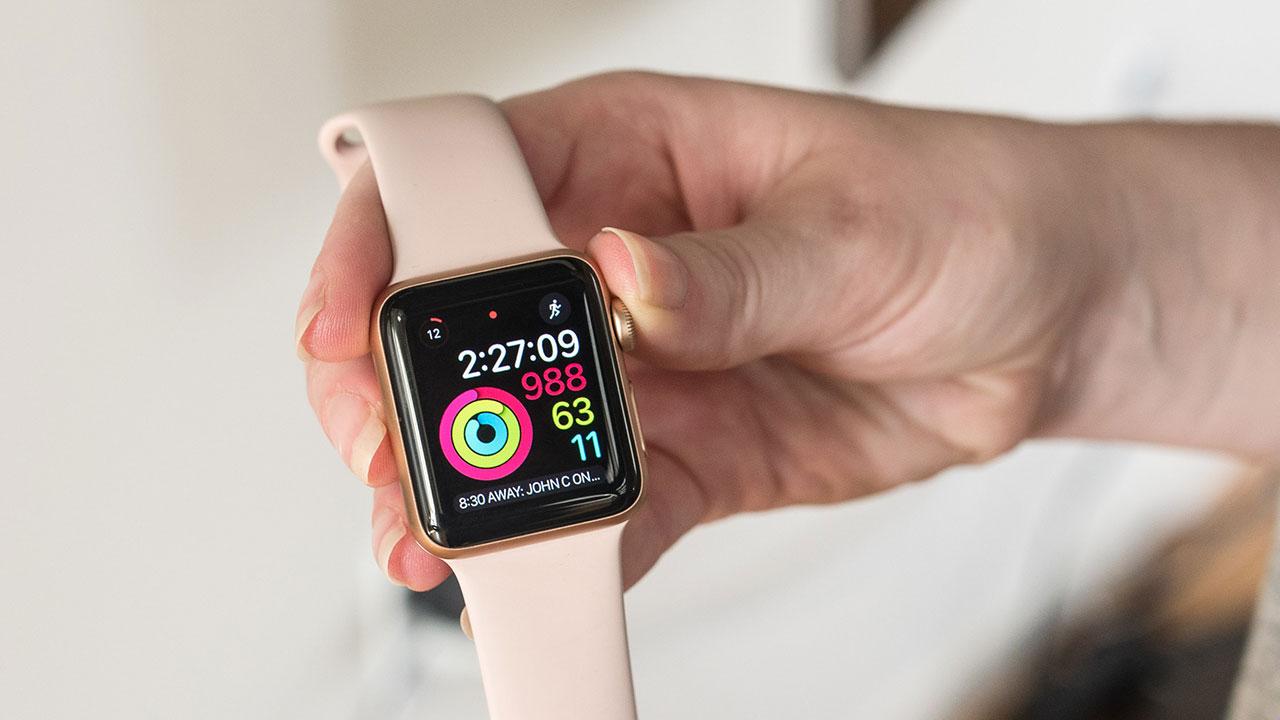 Apple Watch uyku takibi özelliği ile gelecek!