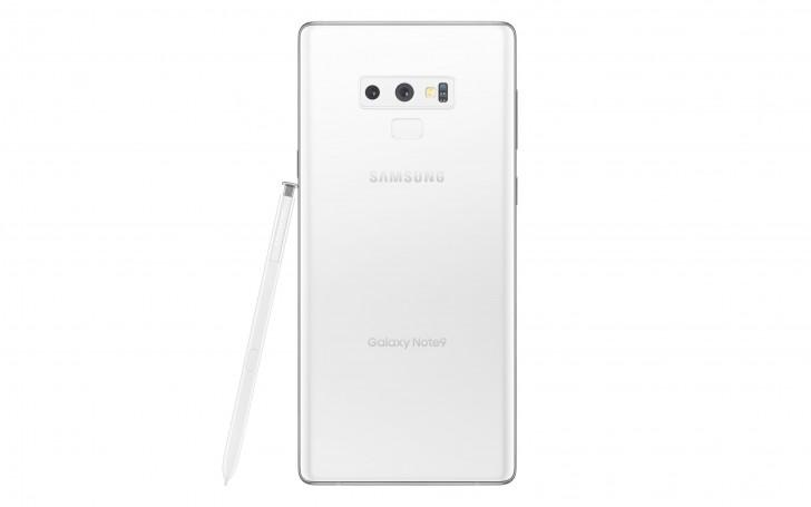 beyaz Galaxy Note 9