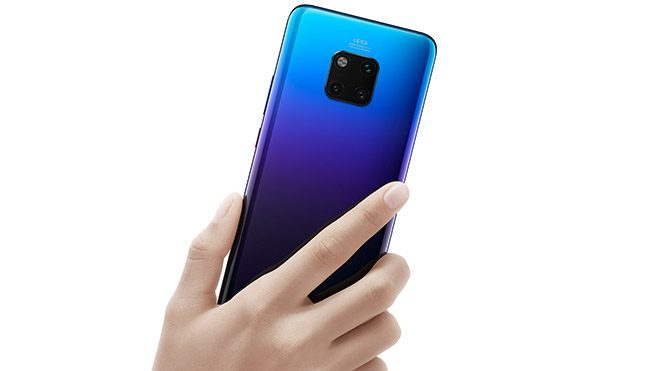 Huawei Mate 20 Pro güncelleme