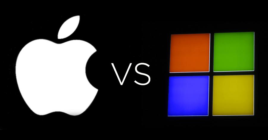Microsoft piyasa değeri