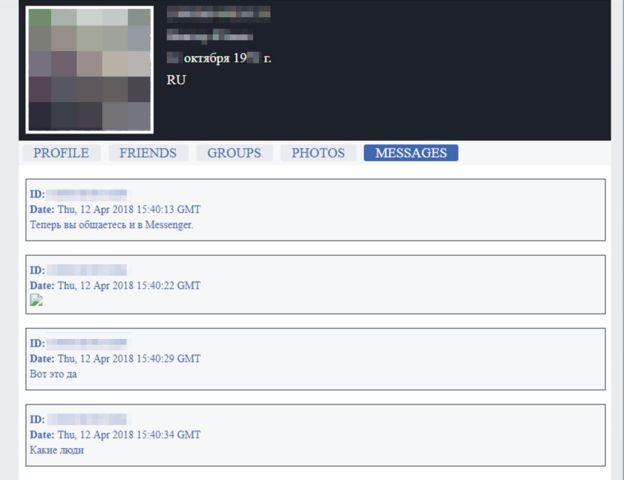 Facebook hesabı