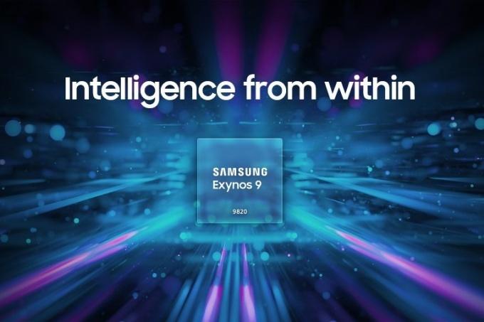 Galaxy S10 işlemcisi Exynos 9820 özellikleri