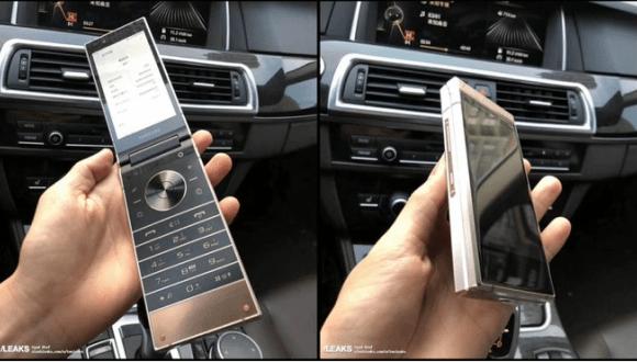 Samsung kapaklı telefon SM-W2019
