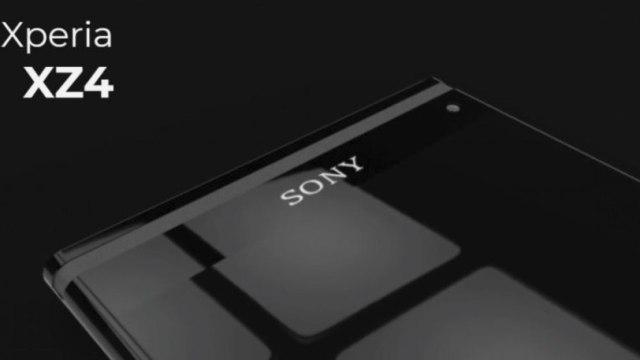Sony Xperia XZ4 özellikleri ve tasarımı