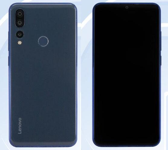 Üç arka kameralı Lenovo