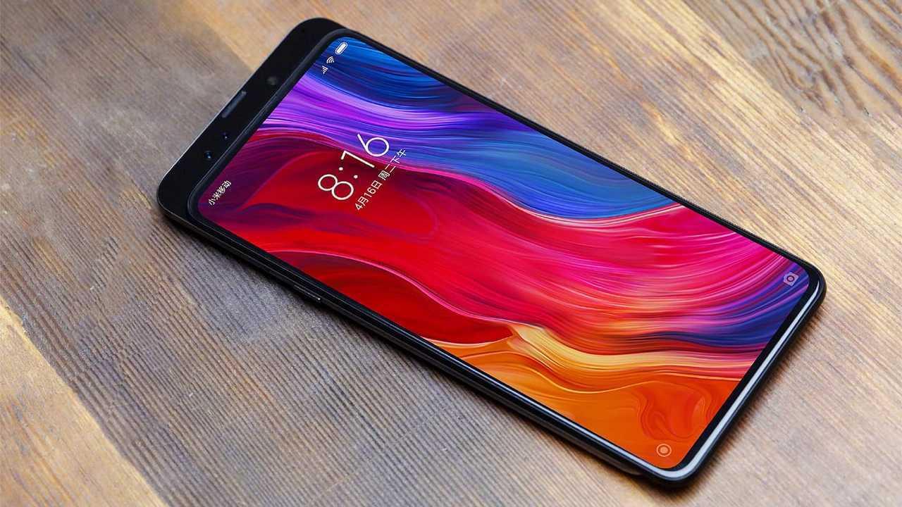 Xiaomi Mi Mix 3'ün kızağı