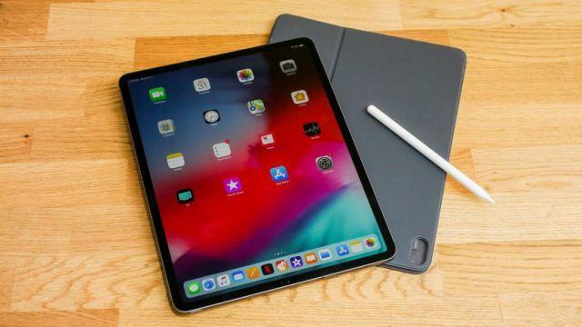 iPad Pro parçalarına ayrıldı, iPad Pro iFixit