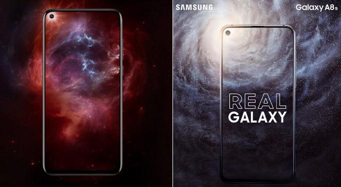 infinity o ekranlı Galaxy A8s çıkış tarihi