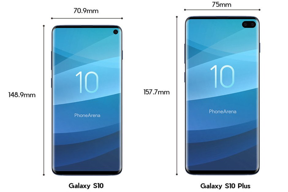 Galaxy S10 Lite ve Galaxy S10