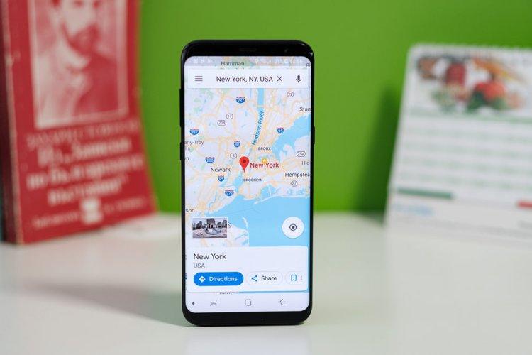 Google Maps için önemli güncelleme geldi! SDN-2