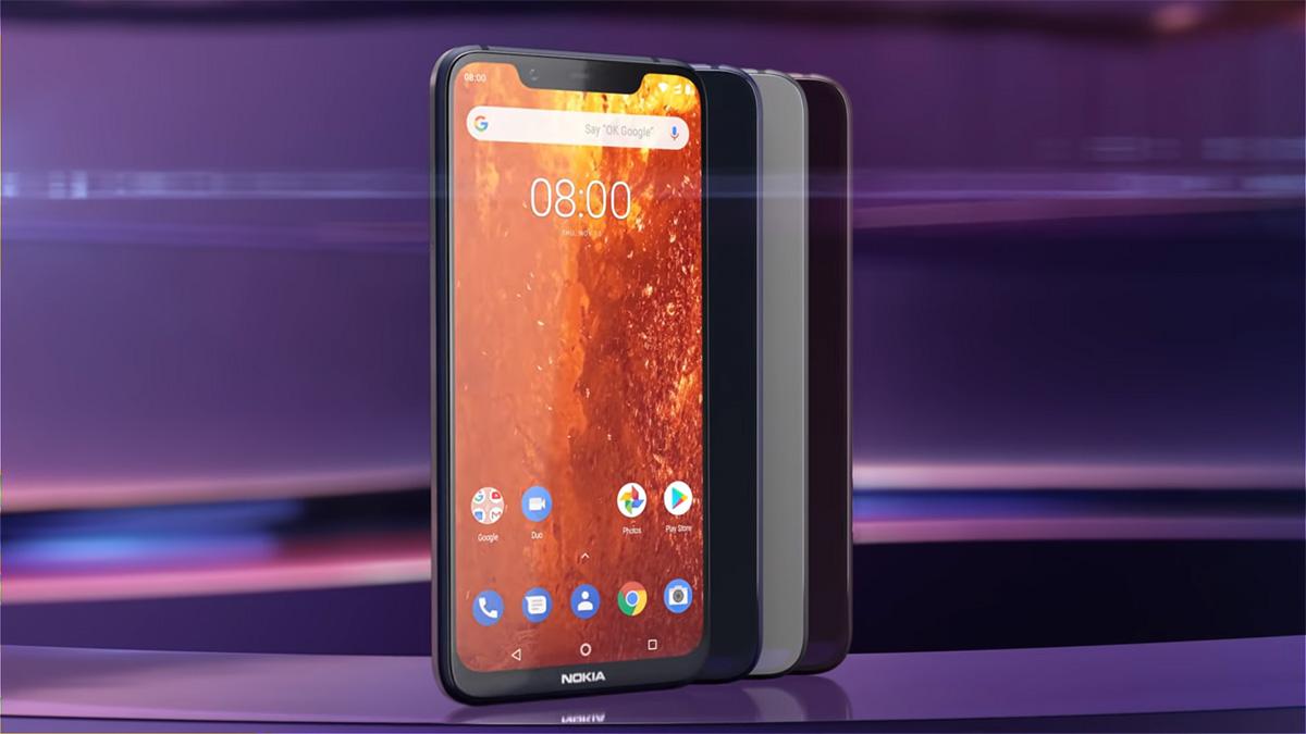 Nokia Android 9 Pie güncellemesi