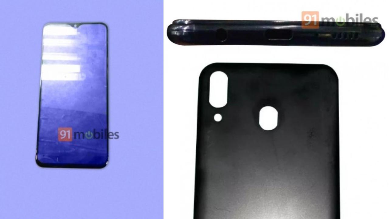Samsung Galaxy M20 detayları sızdırıldı! SDN-1