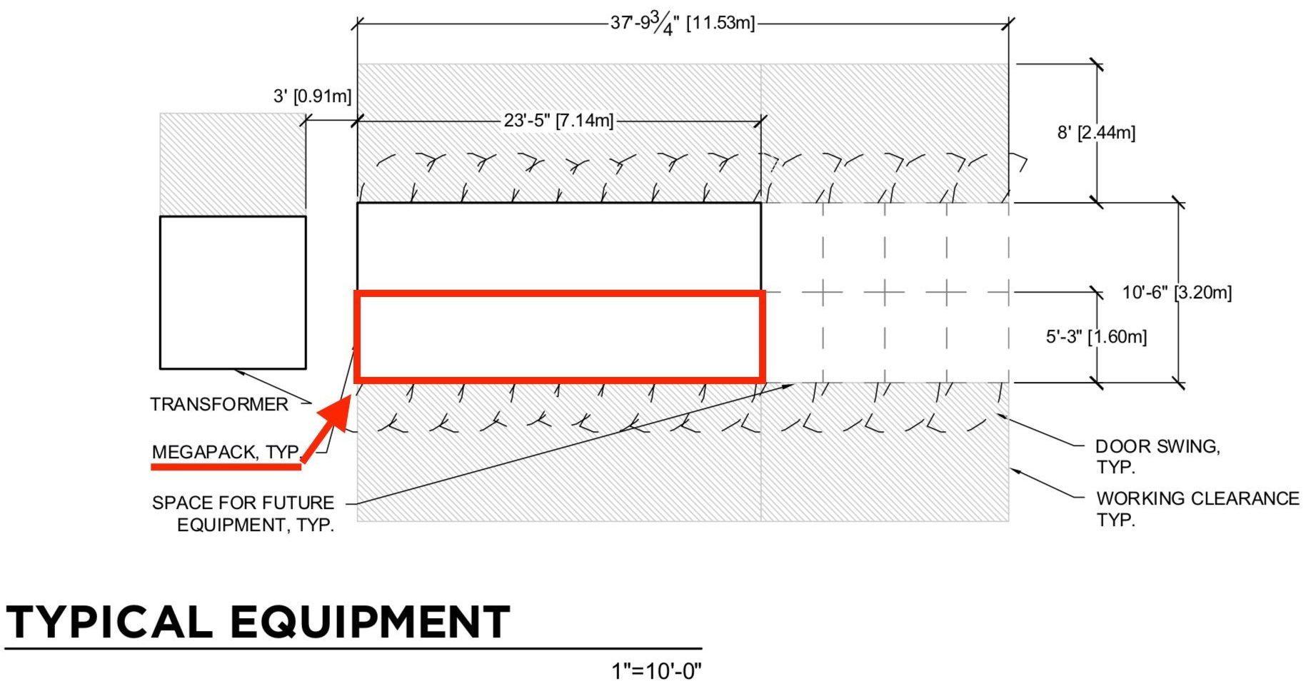 Tesla Megapack projesi sızdırıldı! SDN-3